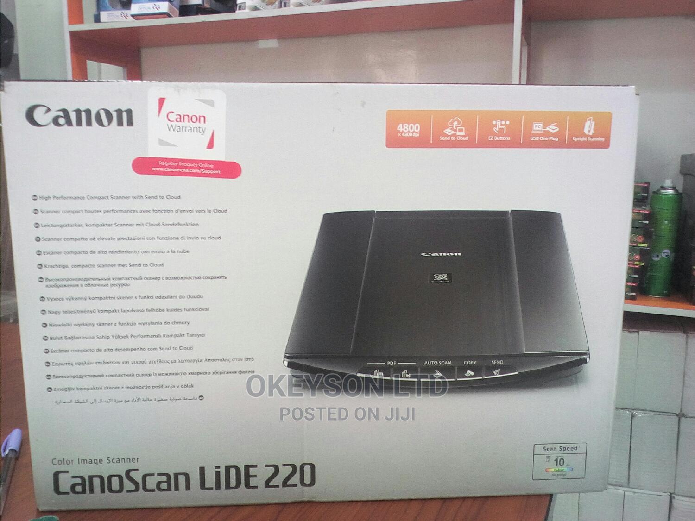 Canon Canoscan Lide Scanner