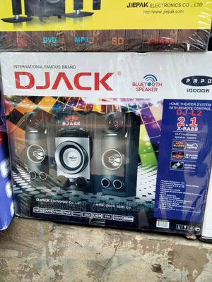 DJACK Home Theater   Audio & Music Equipment for sale in Lagos State, Ajah
