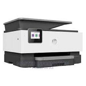 HP Officejet Pro 9013 E-All-In-One   Printers & Scanners for sale in Lagos State, Ikeja