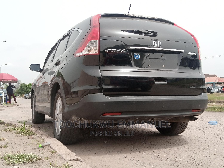Archive: Honda CR-V 2015 Black