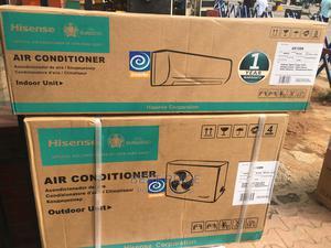 Hisense 1.5hp Inverter Split Unit Air Conditioner | Home Appliances for sale in Lagos State, Ikeja