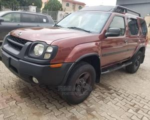 Nissan Xterra 2002 SE 4x4 Red   Cars for sale in Lagos State, Ikeja