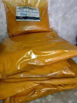Pur Organic Turmeric Powder 500g   Skin Care for sale in Lagos State, Abule Egba