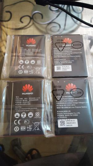 Huawei MIFI Batteries For Swift/Spectranet/Ntel/Interc | Networking Products for sale in Lagos State, Agege