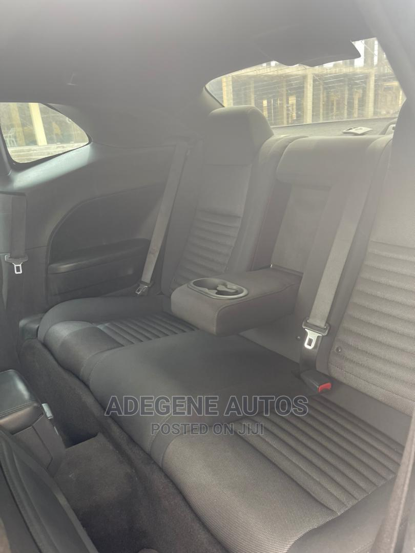 Dodge Challenger 2011 Gray   Cars for sale in Ajah, Lagos State, Nigeria