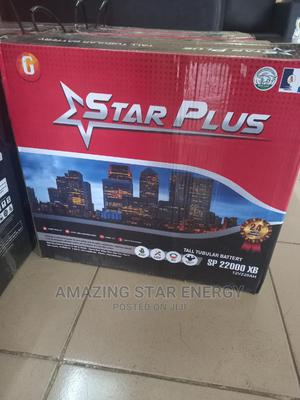 220ah Tall Tubular Inverter Batteries With 2 Years Warranty | Solar Energy for sale in Lagos State, Gbagada