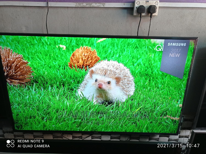 Samsung Ue60mu6199 Ultra High Defination 4k Smart Tv | TV & DVD Equipment for sale in Ojo, Lagos State, Nigeria