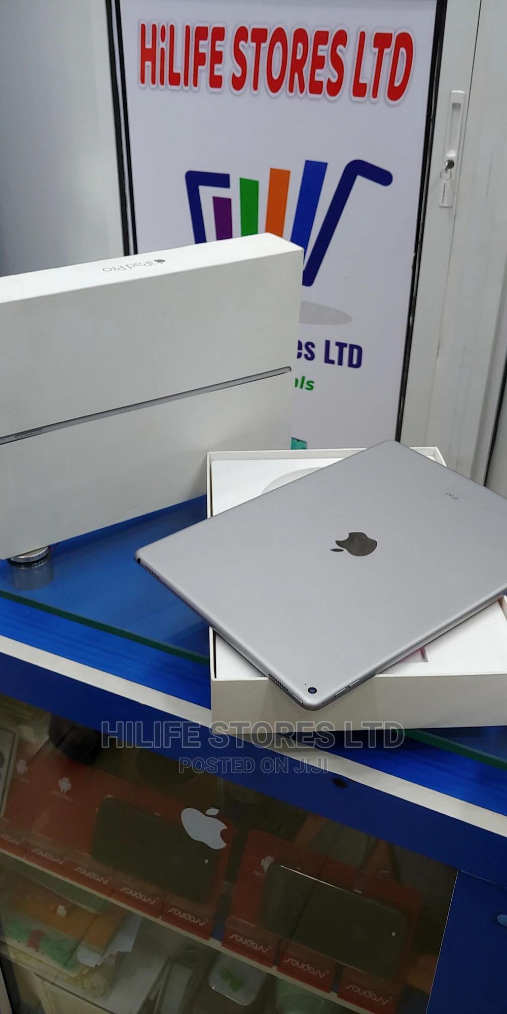Apple iPad Pro 12.9 (2015) 128 GB Gray | Tablets for sale in Ikeja, Lagos State, Nigeria