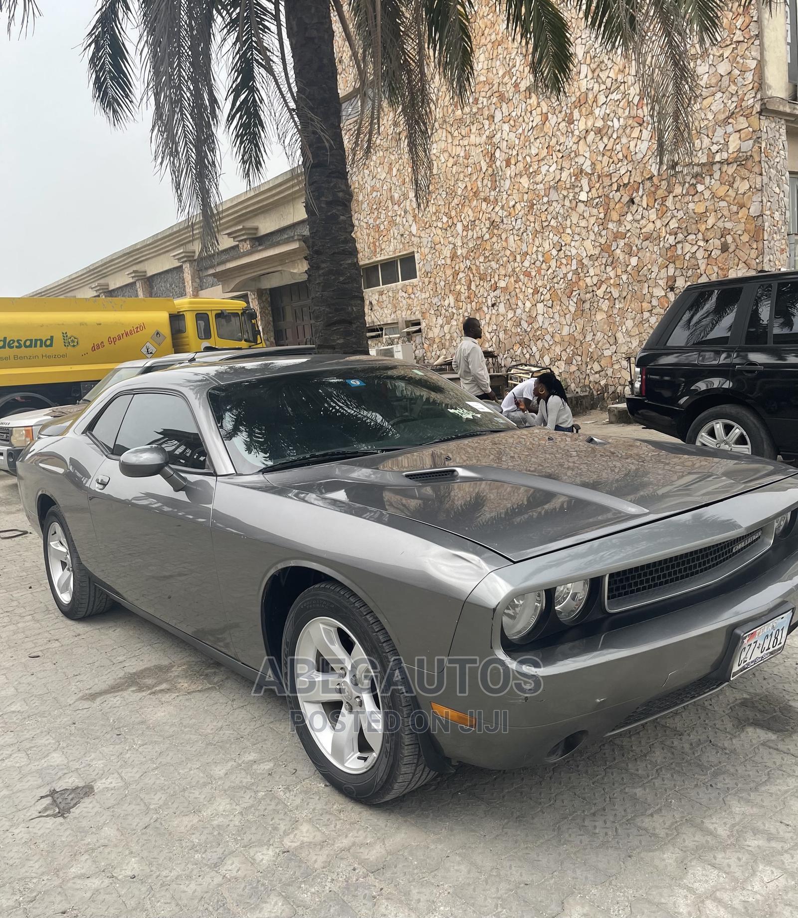 Dodge Challenger 2011 Gray   Cars for sale in Lekki, Lagos State, Nigeria