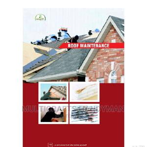 Roof Maintenance   Building & Trades Services for sale in Abuja (FCT) State, Central Business Dis
