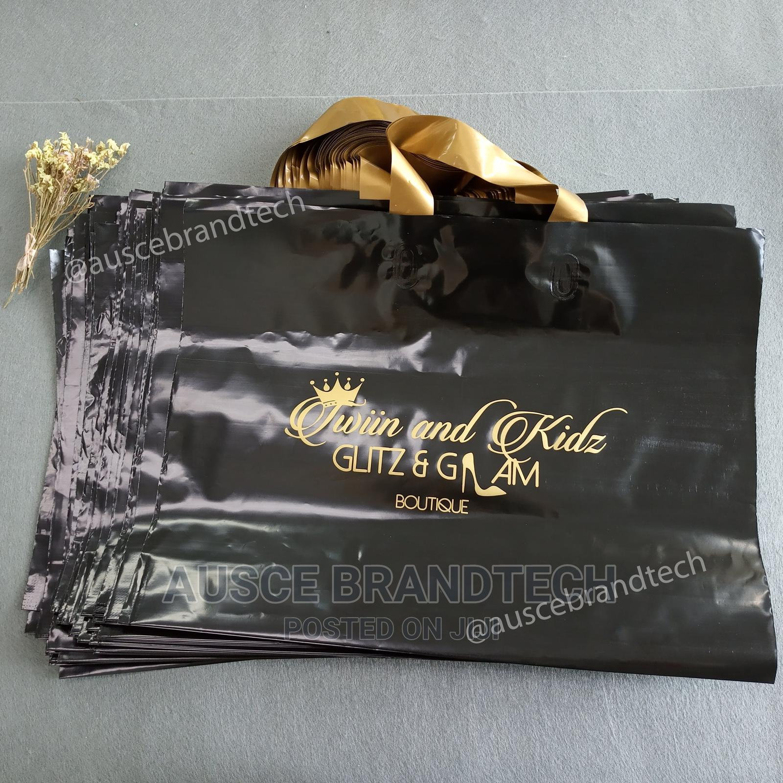 Custom Plastic Bags | Bags for sale in Ikeja, Lagos State, Nigeria