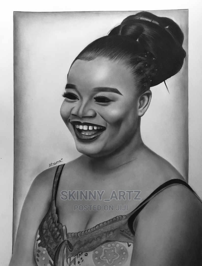 Archive: Pencil Portrait Artwork