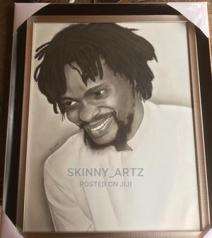 Pencil Portrait Artwork | Arts & Crafts for sale in Lagos State, Ajah