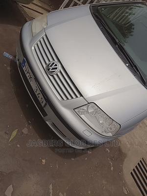 Volkswagen Sharan 2009 1.8 Turbo Silver | Cars for sale in Lagos State, Ifako-Ijaiye