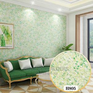 Silk Plaster, Granite Wall Coating, Liquid Wallpaper | Building Materials for sale in Lagos State, Surulere