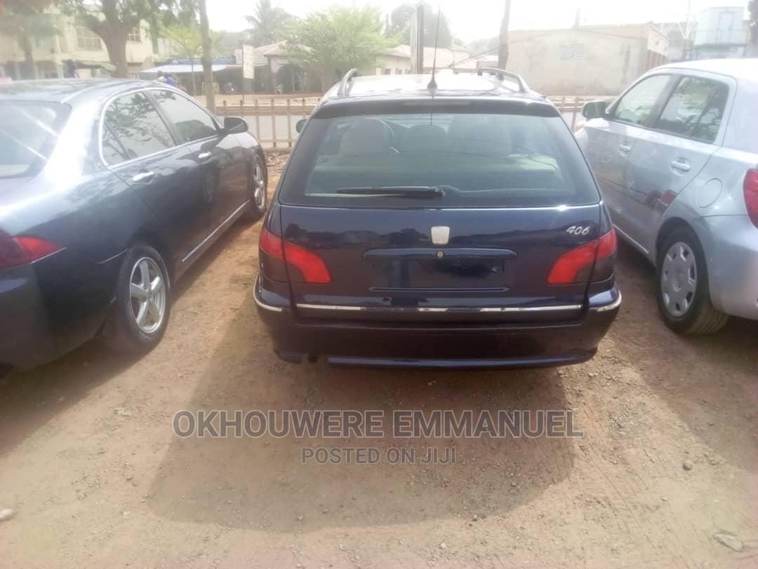 Peugeot 406 2004 2.0 HDi ST Blue | Cars for sale in Zaria, Kaduna State, Nigeria