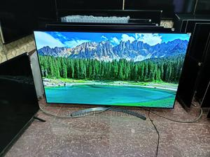 LG 65 Inch Oled Ultra HD (4K) TV (Oled65c8pta Year 2018   TV & DVD Equipment for sale in Lagos State, Ojo