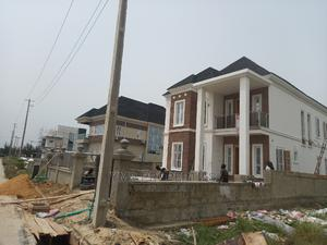 Newly Built 5BEDROOM Detached Duplex With BQ for Sale at Ikota | Houses & Apartments For Sale for sale in Ajah, VGC / Ajah