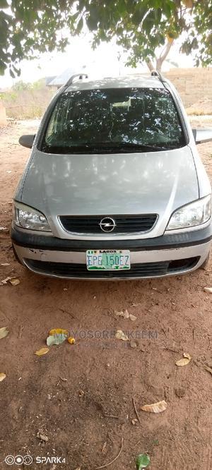 Opel Zafira 1999 Silver | Cars for sale in Oyo State, Iseyin