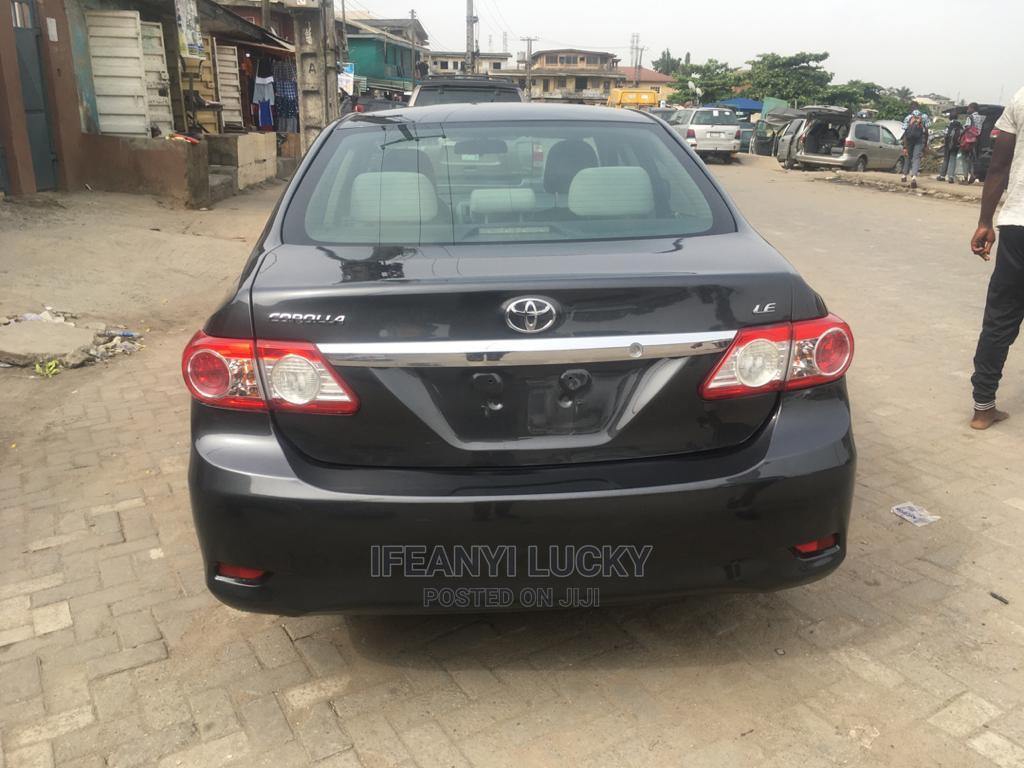Toyota Corolla 2011 Gray | Cars for sale in Surulere, Lagos State, Nigeria