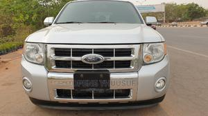 Ford Escape 2009 XLS 4WD Automatic Silver | Cars for sale in Abuja (FCT) State, Central Business District