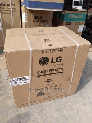 Original LG Inverter Chest Freezer 380 Litres   Kitchen Appliances for sale in Lagos State, Ikeja