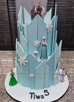 Frozen Birthday Cake | Party, Catering & Event Services for sale in Lagos State, Agboyi/Ketu