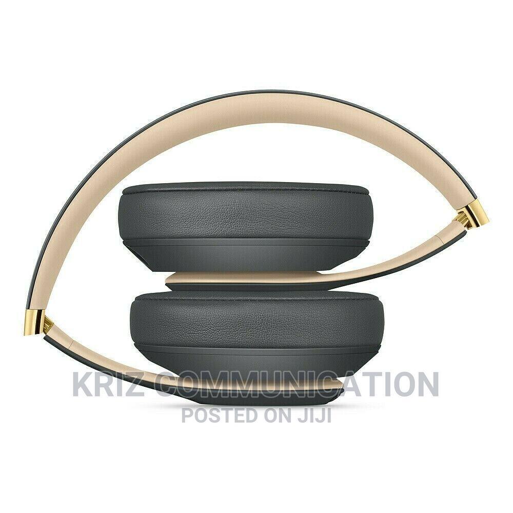 Beats Studio 3 Wireless Bluetooth Noise-cancelling Headphone   Headphones for sale in Ikeja, Lagos State, Nigeria