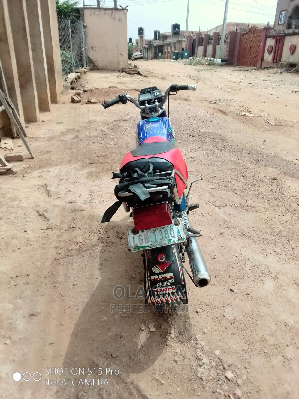 Suzuki Bike 2007 Blue | Motorcycles & Scooters for sale in Osogbo, Osun State, Nigeria