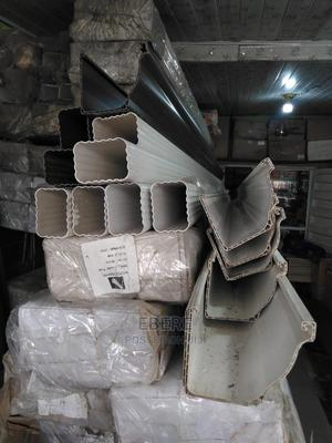 Water Collector (Rain Gutters) | Building Materials for sale in Lagos State, Ojo