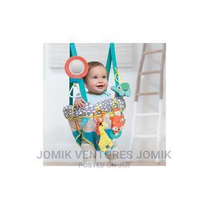 Baby Door Jumper Doorway Bouncer Swing Jump Up | Children's Gear & Safety for sale in Ondo State, Akure