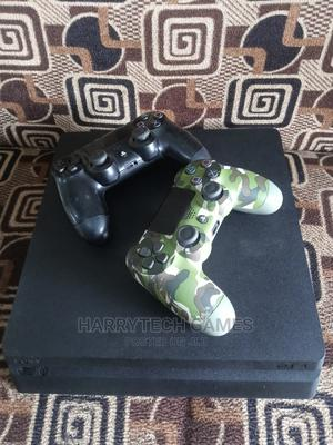 Play Station 4 With 2 Pads and 13 Games Installed | Video Game Consoles for sale in Oyo State, Ibadan