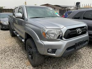 Toyota Tacoma 2015 Silver   Cars for sale in Lagos State, Ikeja