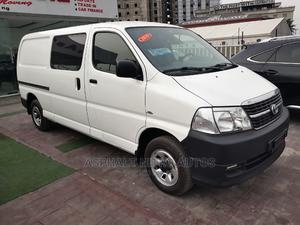 2010 Toyota Hiace Cargo Van With Diesel Engine   Buses & Microbuses for sale in Lagos State, Ajah