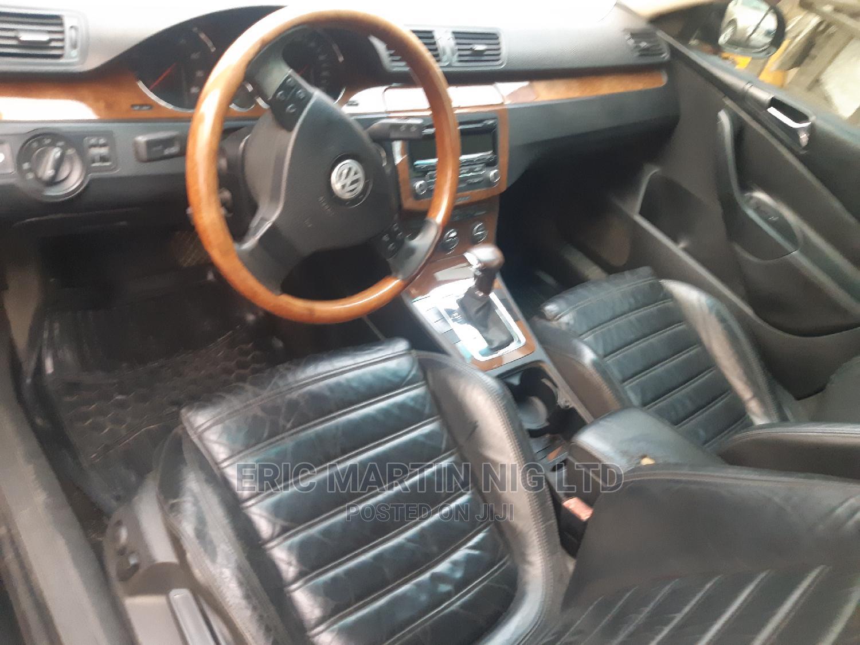 Volkswagen Passat 2008 2.0 Black   Cars for sale in Surulere, Lagos State, Nigeria