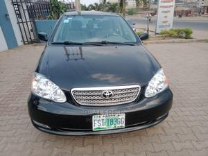 Toyota Corolla 2006 LE Black   Cars for sale in Oyo State, Ibadan
