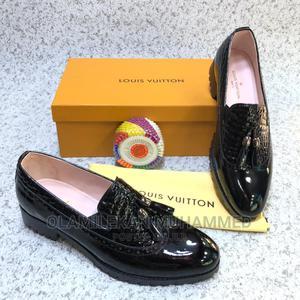Louis Vuitton Velvet Shoe   Shoes for sale in Lagos State, Lagos Island (Eko)