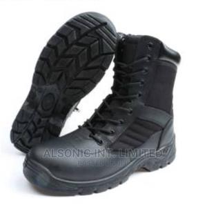 Tactical Leather Boot | Shoes for sale in Abuja (FCT) State, Wuse 2