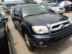 Toyota 4-Runner 2007 Limited 4x4 V6 Blue | Cars for sale in Lagos State, Apapa