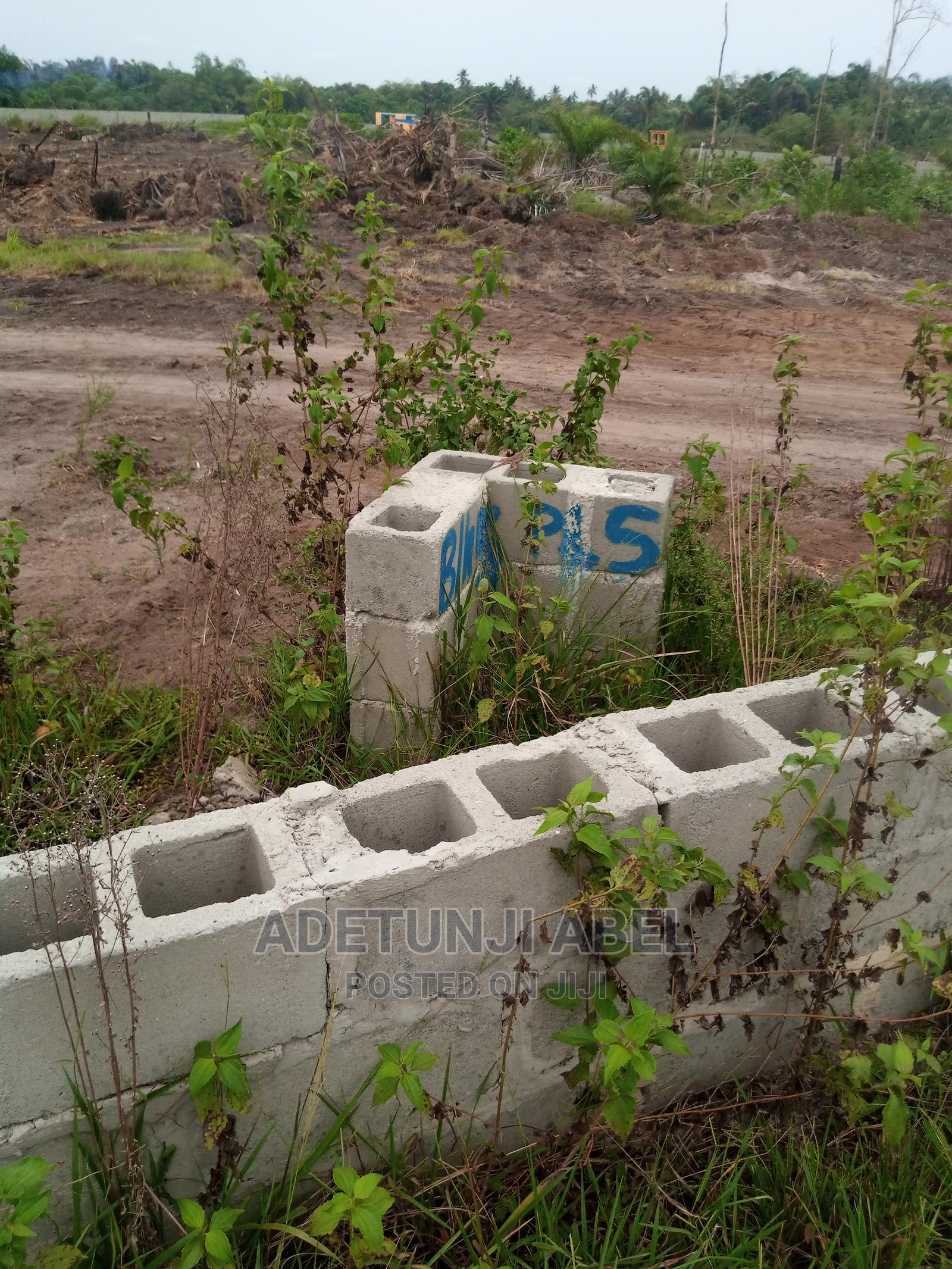 Land for Sale With Registered Survey and Deed of Assignment | Land & Plots For Sale for sale in Orimedu, Ibeju, Nigeria