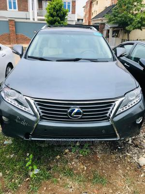 Lexus RX 2013 350 AWD Gray   Cars for sale in Lagos State, Ikeja