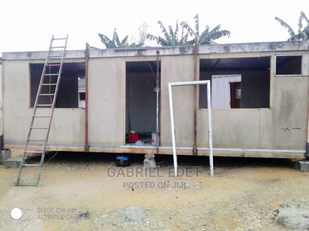 Archive: Mobile Portable Cabin