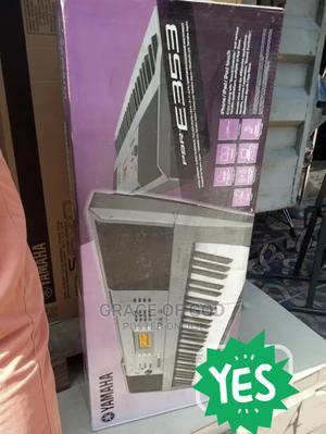 Yamaha Keyboard Psr E353   Musical Instruments & Gear for sale in Lagos State, Ikeja