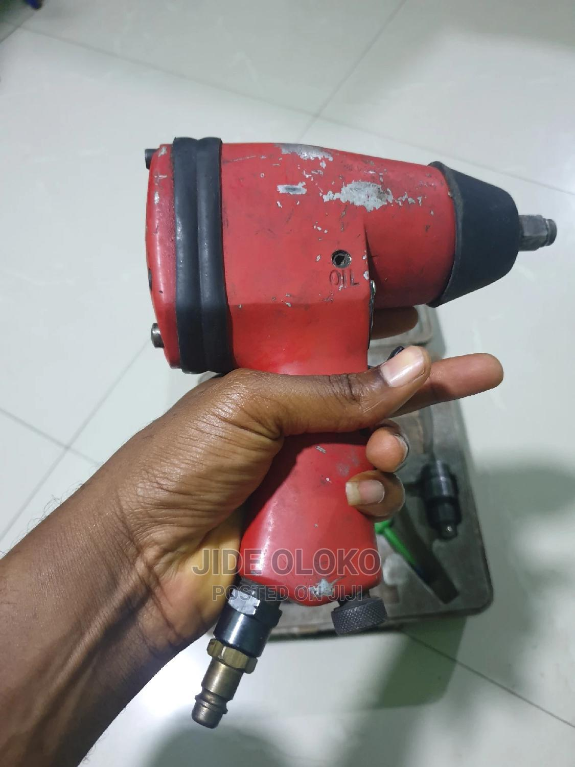 Pnematic Impact Wrench | Hand Tools for sale in Surulere, Lagos State, Nigeria