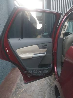 Ford Edge 2012 Red | Cars for sale in Lagos State, Oshodi