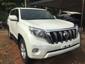 Toyota Land Cruiser Prado 2018 Limited White | Cars for sale in Lagos State, Apapa