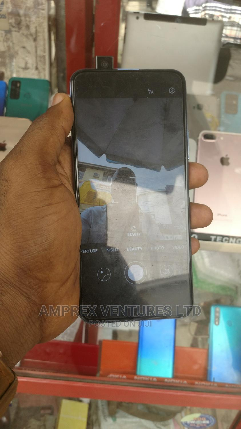 Huawei Y9a 128GB Blue   Mobile Phones for sale in Ikeja, Lagos State, Nigeria