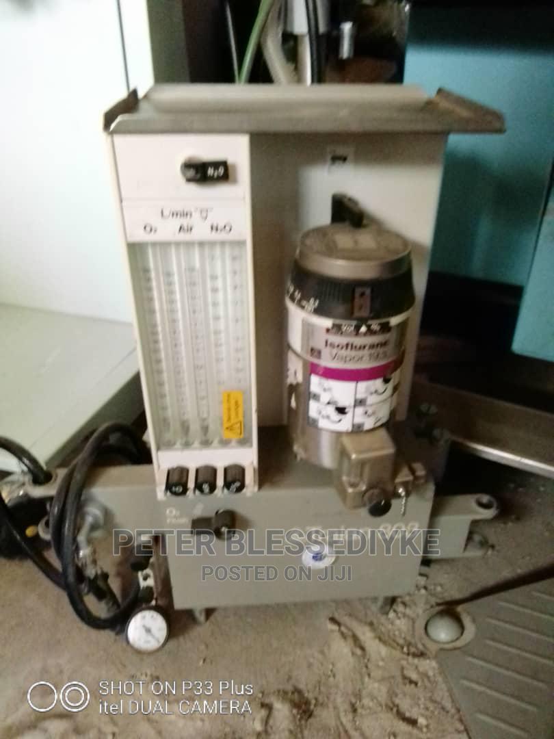 Drager Trajan 808 Anesthesia Machine