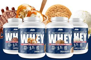 Athlete's Edge Performance Protein Whey Protein Powder 2lbs   Vitamins & Supplements for sale in Lagos State, Ipaja