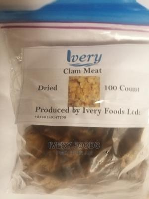 Dried Clam Meat   Meals & Drinks for sale in Rivers State, Obio-Akpor